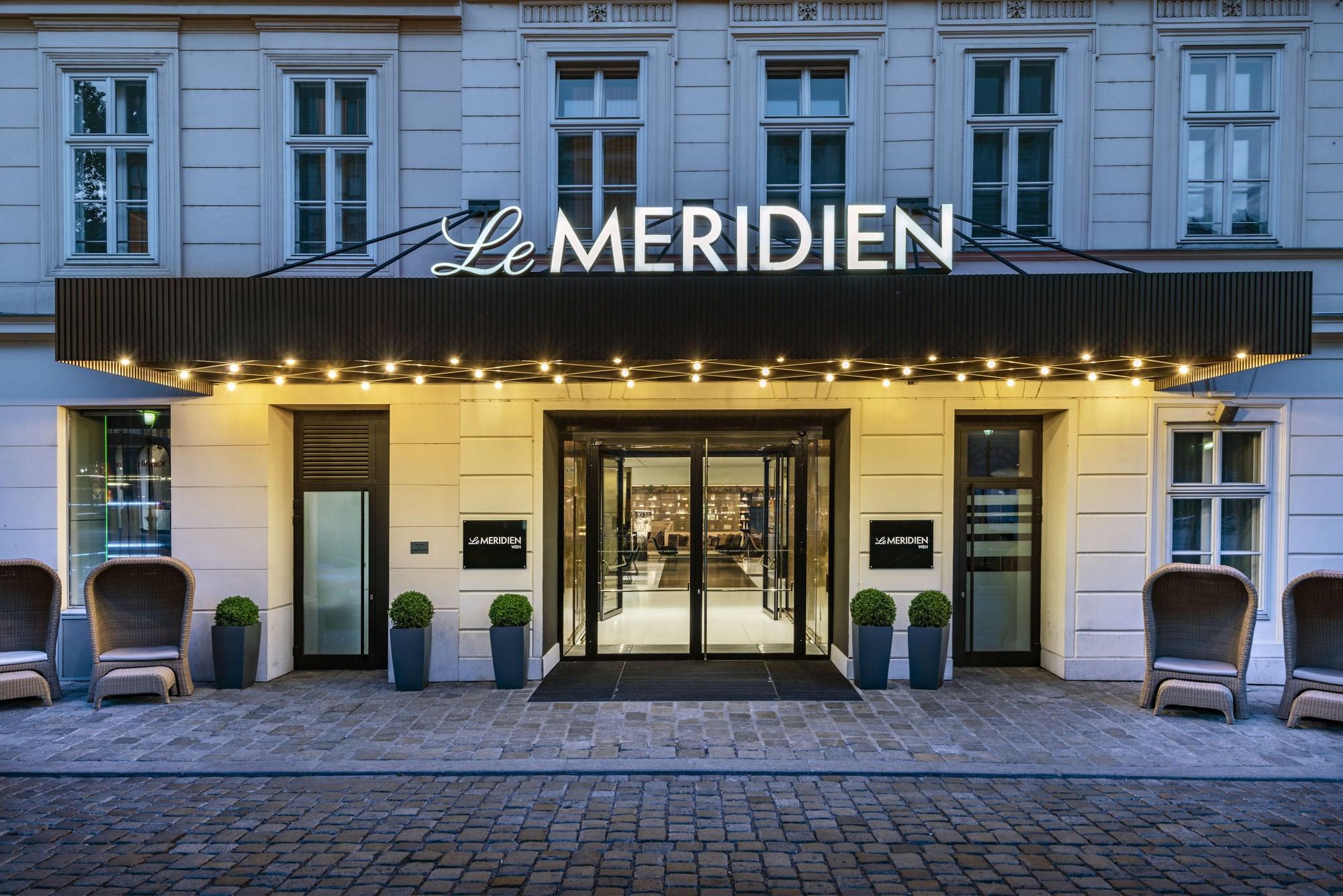 Le Méridien Vienna