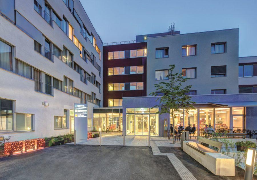 Rehabilitation Clinic Wien Baumgarten