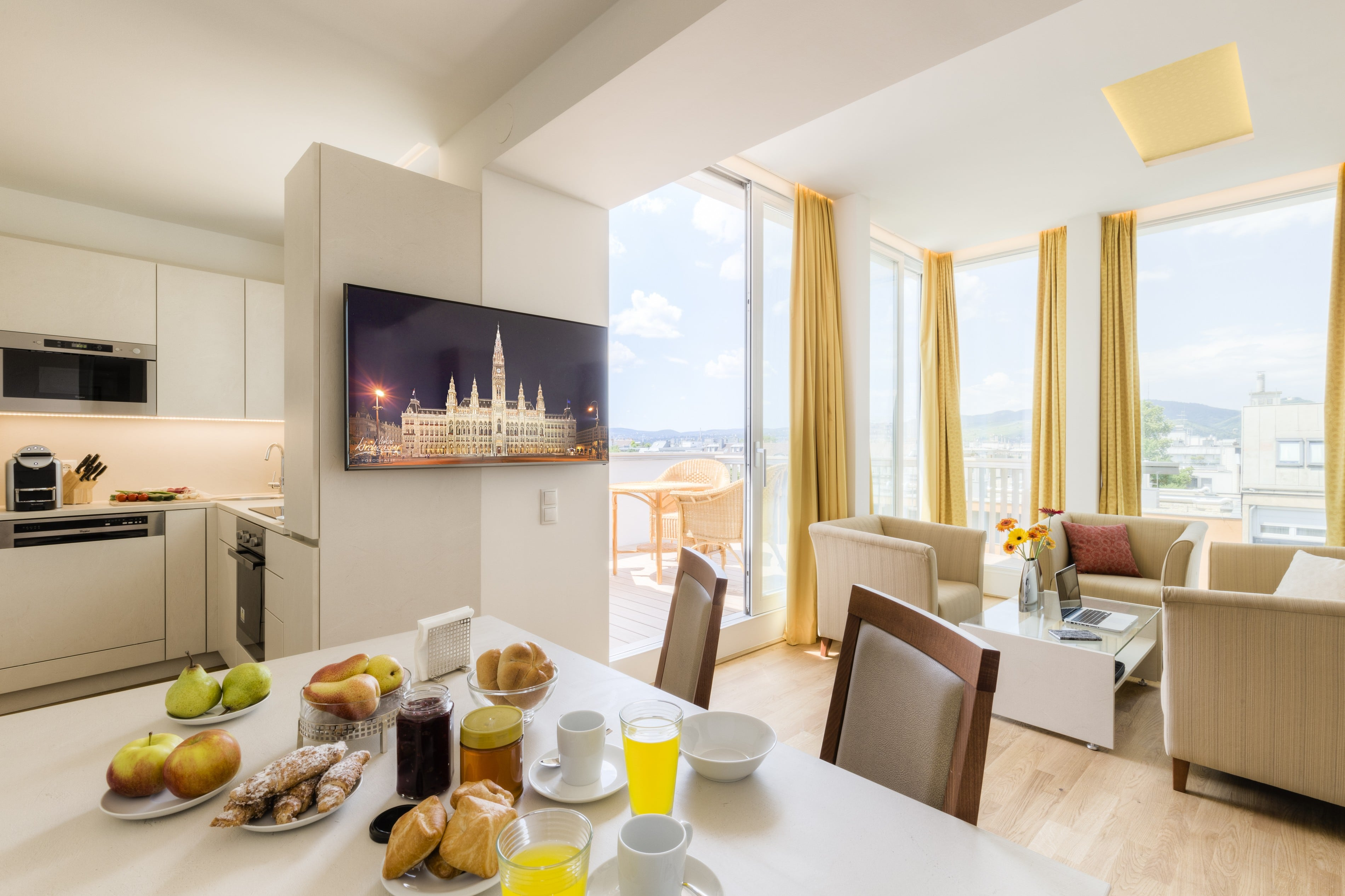 Vienna Grand Apartments Danube