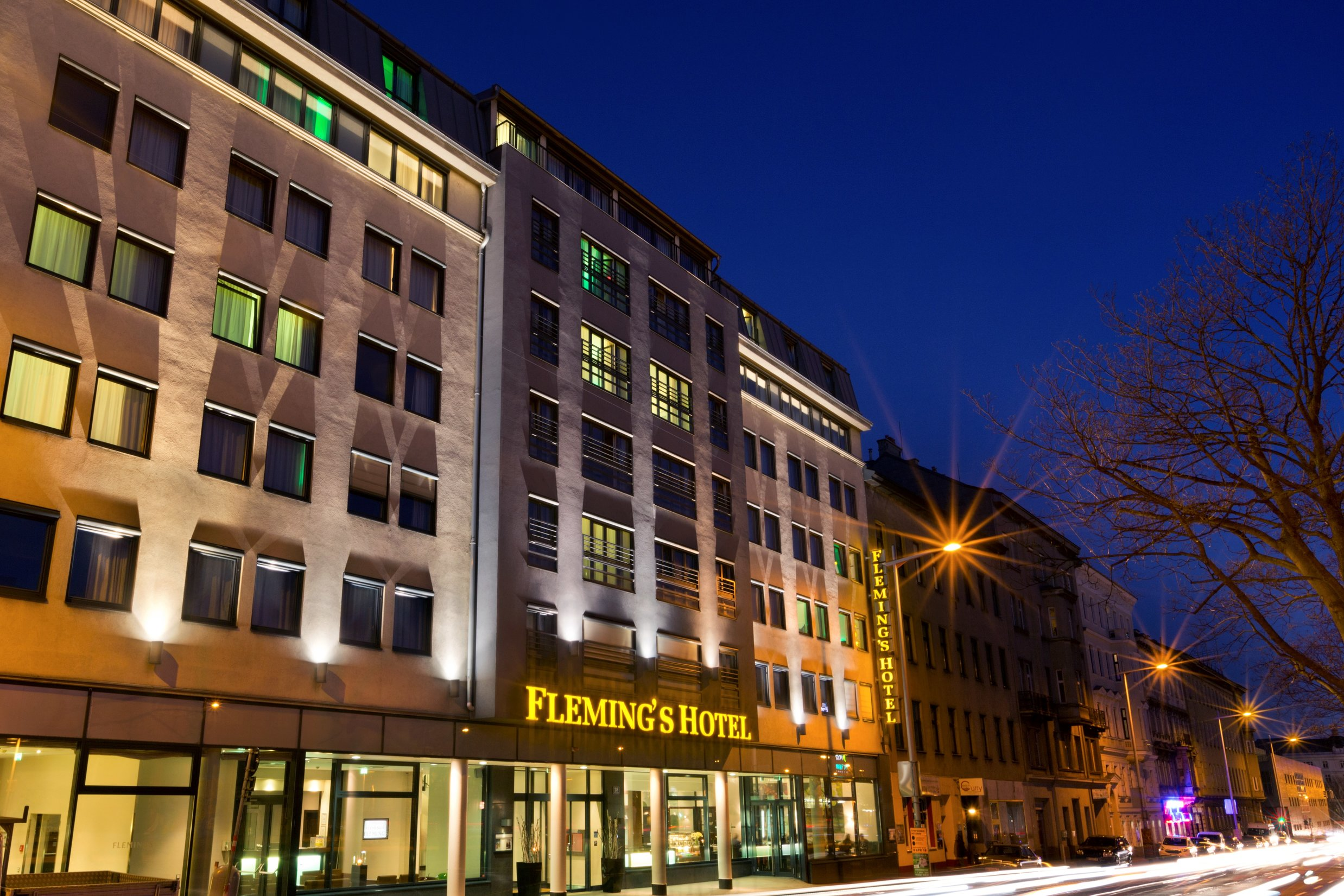 Flemings Conference Hotel Vienna